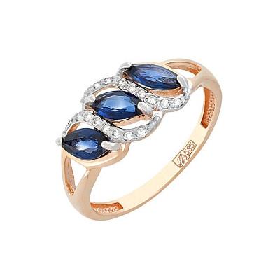 Золотое кольцо Ювелирное изделие 118775