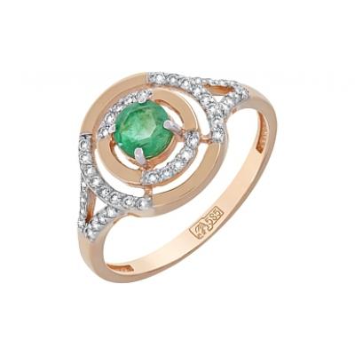 Золотое кольцо Ювелирное изделие 119114