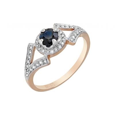 Золотое кольцо Ювелирное изделие 119124