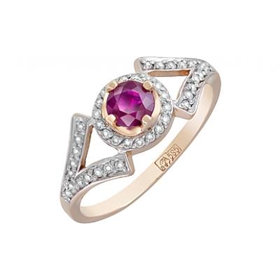 Золотое кольцо Ювелирное изделие 119125