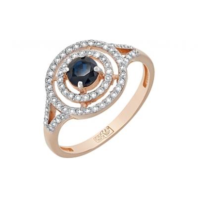Золотое кольцо Ювелирное изделие 119141