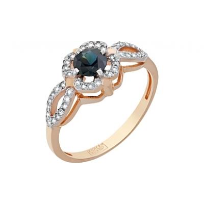 Золотое кольцо Ювелирное изделие 119210