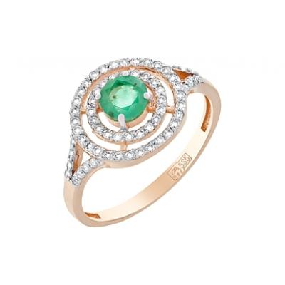 Золотое кольцо Ювелирное изделие 119217