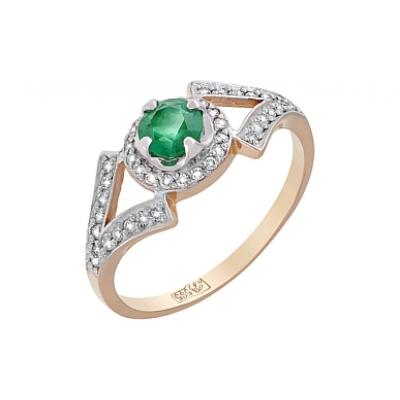 Золотое кольцо Ювелирное изделие 119219