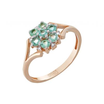 Золотое кольцо Ювелирное изделие 119221