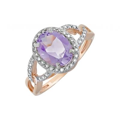 Золотое кольцо Ювелирное изделие 119357