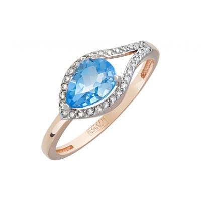 Золотое кольцо Ювелирное изделие 119539