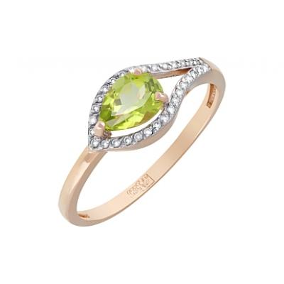 ювелирное изделие золотое кольцо 119545 Золотое кольцо Ювелирное изделие 119545