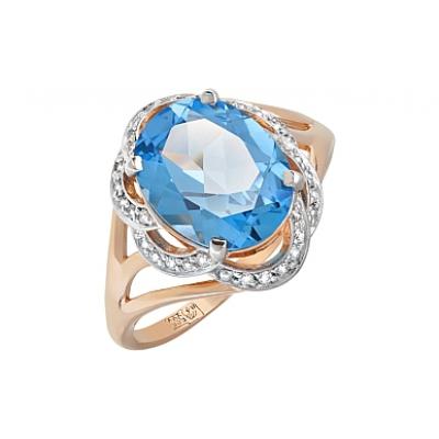 Золотое кольцо Ювелирное изделие 119670
