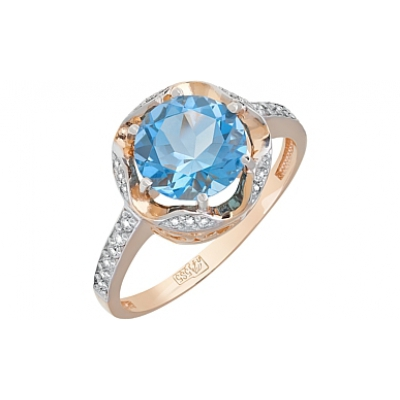 Золотое кольцо Ювелирное изделие 119687
