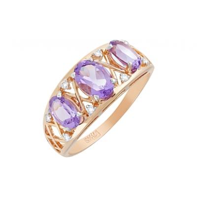 Золотое кольцо Ювелирное изделие 119693