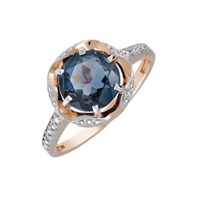 Золотое кольцо Ювелирное изделие 119714