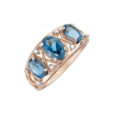 Золотое кольцо Ювелирное изделие 119718