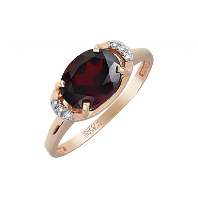 Золотое кольцо Ювелирное изделие 120314