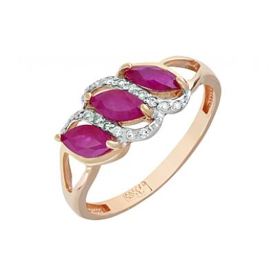 Золотое кольцо Ювелирное изделие 120377