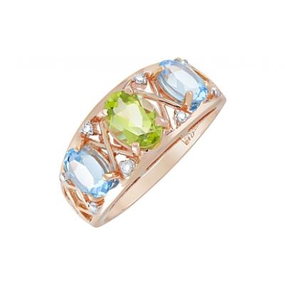 Золотое кольцо Ювелирное изделие 120458
