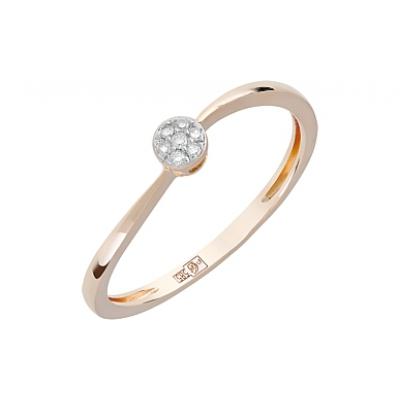 Золотое кольцо Ювелирное изделие 120601