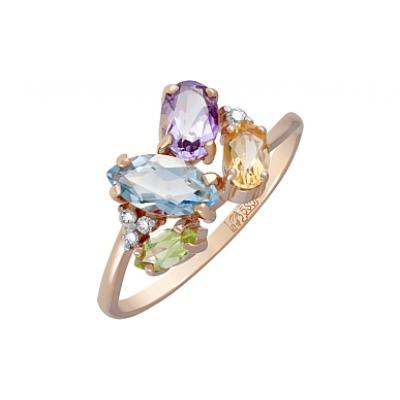 Золотое кольцо Ювелирное изделие 120895