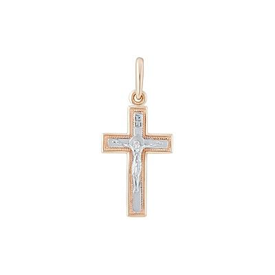 Золотой крест Ювелирное изделие 123567 золотой крест ювелирное изделие 123570