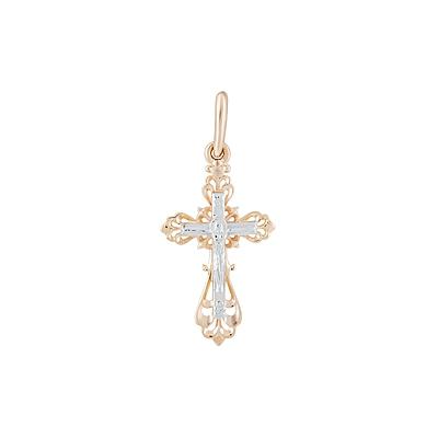 Золотой крест Ювелирное изделие 123578