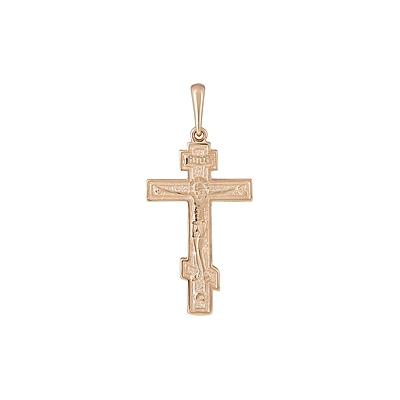 Золотой крест Ювелирное изделие 123610