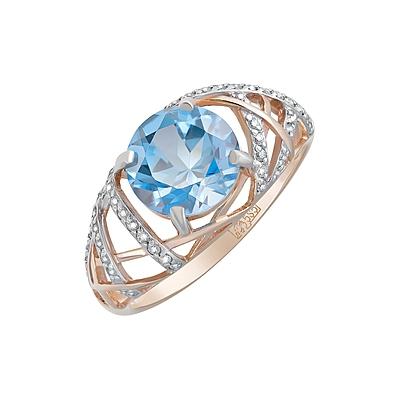 Золотое кольцо Ювелирное изделие 124067