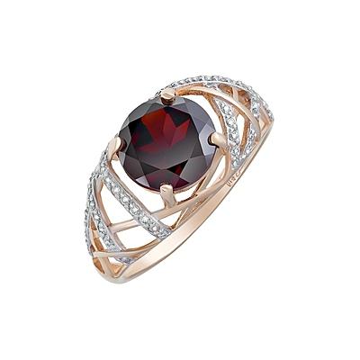 Золотое кольцо Ювелирное изделие 124068 золотое кольцо ювелирное изделие 124068