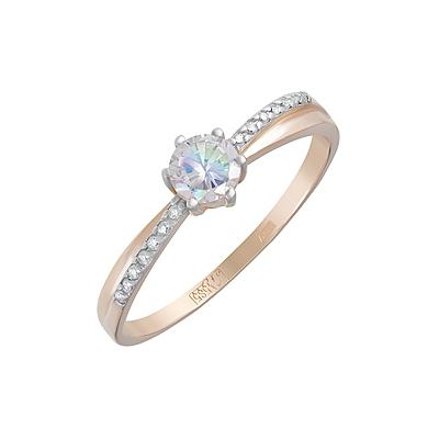 Золотое кольцо Ювелирное изделие 124189