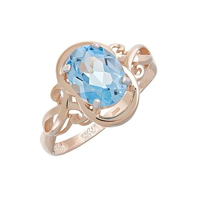 Золотое кольцо Ювелирное изделие 124587 124587
