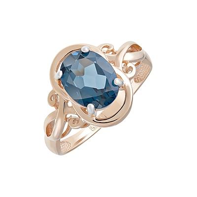 Золотое кольцо Ювелирное изделие 124595
