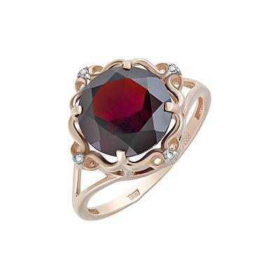 Золотое кольцо Ювелирное изделие 124602