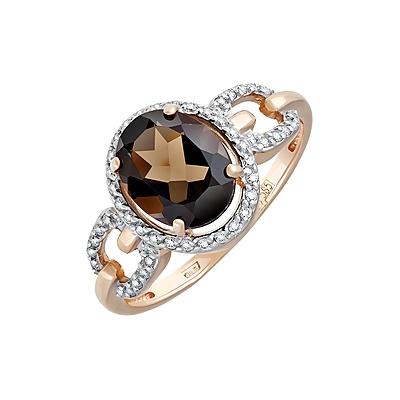 Золотое кольцо Ювелирное изделие 126558