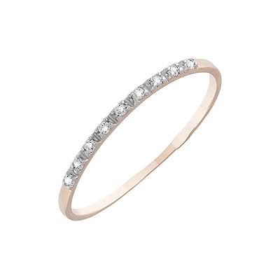 Золотое кольцо Ювелирное изделие 126667
