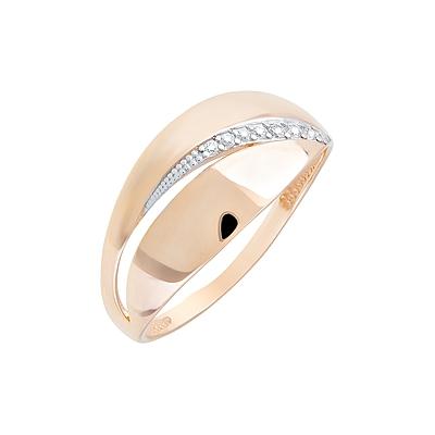 Золотое кольцо Ювелирное изделие 126682