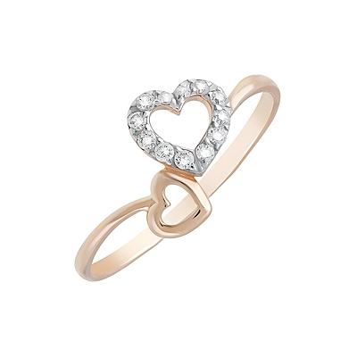 Золотое кольцо Ювелирное изделие 126683