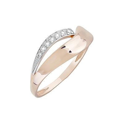 Золотое кольцо Ювелирное изделие 126685