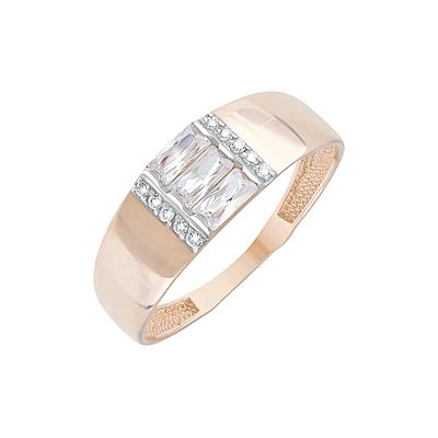 Золотое кольцо Ювелирное изделие 126692