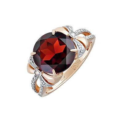 Золотое кольцо Ювелирное изделие 126987