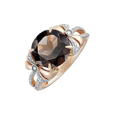 Золотое кольцо Ювелирное изделие 126990