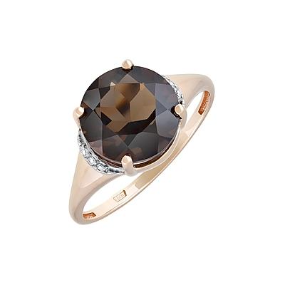 Золотое кольцо Ювелирное изделие 126991