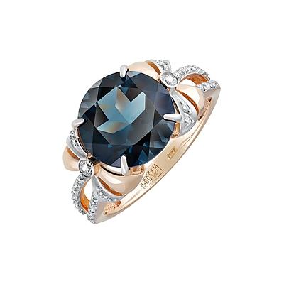 Золотое кольцо Ювелирное изделие 127000