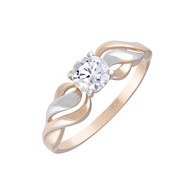 Золотое кольцо Ювелирное изделие 127778