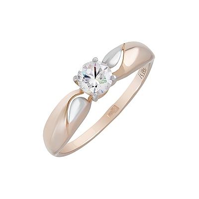 Золотое кольцо Ювелирное изделие 127821