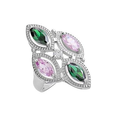 Серебряное кольцо Ювелирное изделие 127981