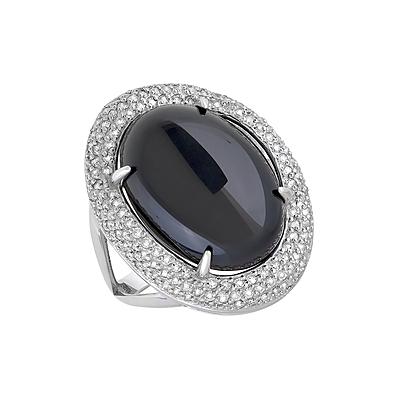 Серебряное кольцо Ювелирное изделие 128055
