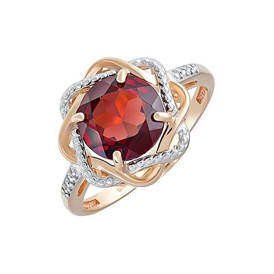 Золотое кольцо Ювелирное изделие 128691