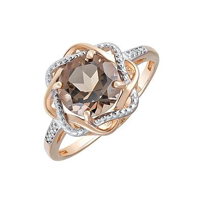 Золотое кольцо Ювелирное изделие 128723