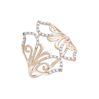 Золотое кольцо Ювелирное изделие 128802