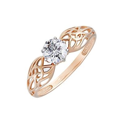 Золотое кольцо Ювелирное изделие 129815