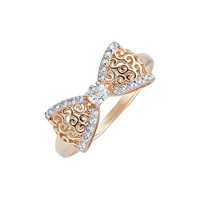 Золотое кольцо Ювелирное изделие 129823 золотое кольцо ювелирное изделие 129823